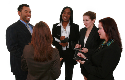 business relationship building exercises